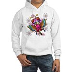 cacats and cosmos Hooded Sweatshirt