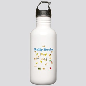 Rally Rocks v6 Stainless Water Bottle 1.0L