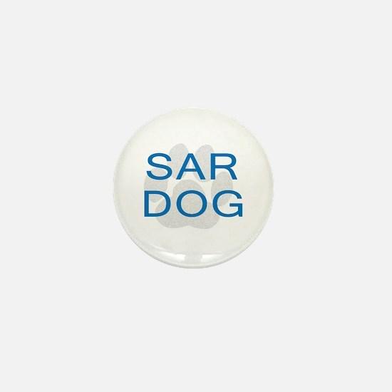 SAR Dog Mini Button