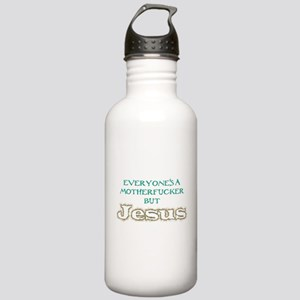 Everyone But Jesus Stainless Water Bottle 1.0L