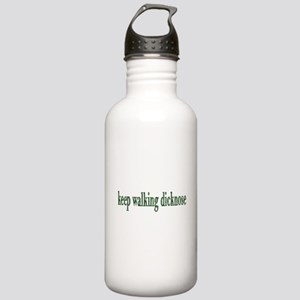 keep walking Stainless Water Bottle 1.0L