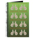 Rabbits and Carrots Journal