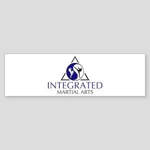 Integrated Martial Arts Bumper Sticker