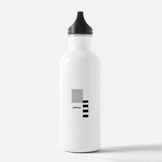 Lemur Water Bottle