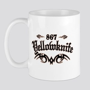 Yellowknife 867 Mug
