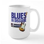 Large Blues In Disguise Mug