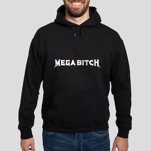 Megabitch Hoodie (dark)