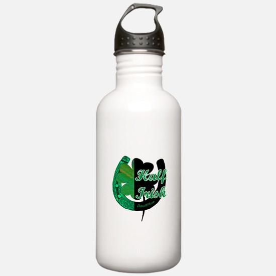 HALF IRISH Water Bottle