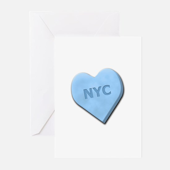 Sweetheart NYC Greeting Cards (Pk of 20)