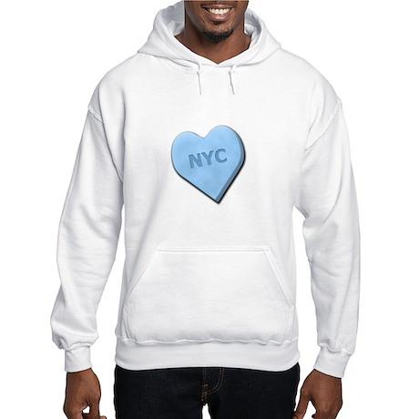 Sweetheart NYC Hooded Sweatshirt