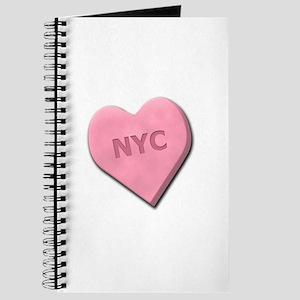 Sweetheart NYC Journal