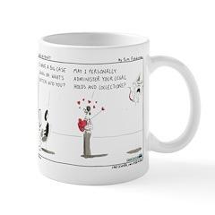 eDiscovery Cupid Mug