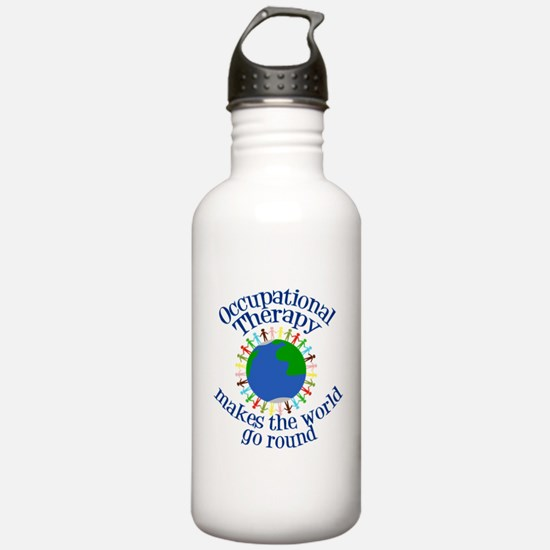 Occupational Therapy W Water Bottle