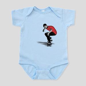 Skater Infant Bodysuit
