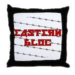 Eastern Bloc Throw Pillow