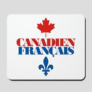Canadien Francais 2 Mousepad