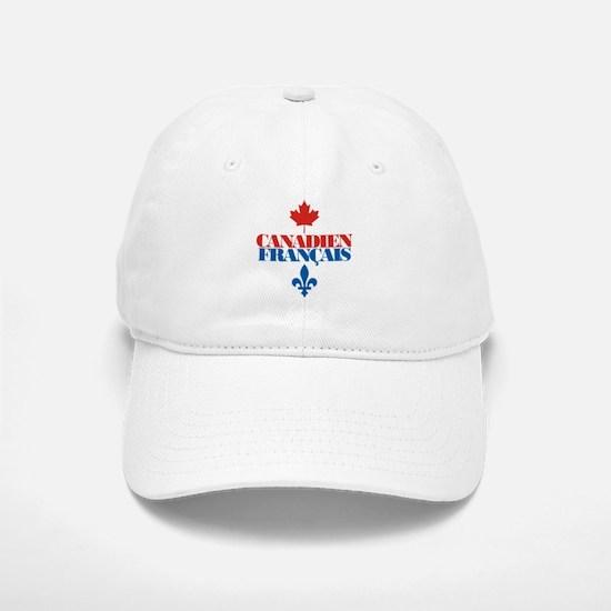 Canadien Francais 2 Baseball Baseball Cap