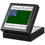 Vermont Republic Keepsake Box