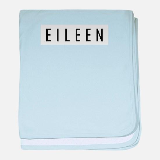 Eileen baby blanket