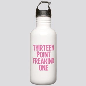 thirteen point freaking one - Stainless Water Bott