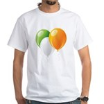 St. Patrick's Day White T-Shirt