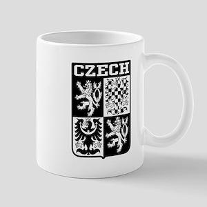 Czech Coat of Arms Mug