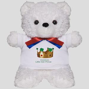 Little Irish Prince/Grandma Teddy Bear