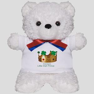 Little Irish Prince/Grandpa Teddy Bear