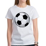 Soccer Ball Women's T-Shirt