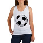 Soccer Ball Women's Tank Top
