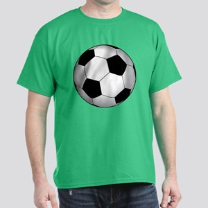 Soccer Ball Dark T-Shirt