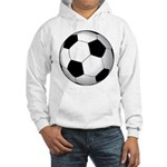 Soccer Ball Hooded Sweatshirt