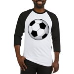 Soccer Ball Baseball Jersey