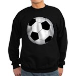 Soccer Ball Sweatshirt (dark)