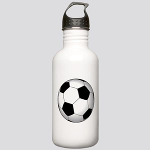 Soccer Ball Stainless Water Bottle 1.0L