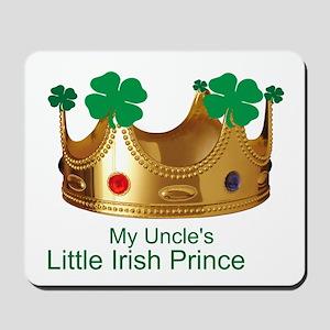 Irish Prince/Uncle Mousepad