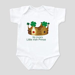 Irish Prince/Uncle Infant Bodysuit
