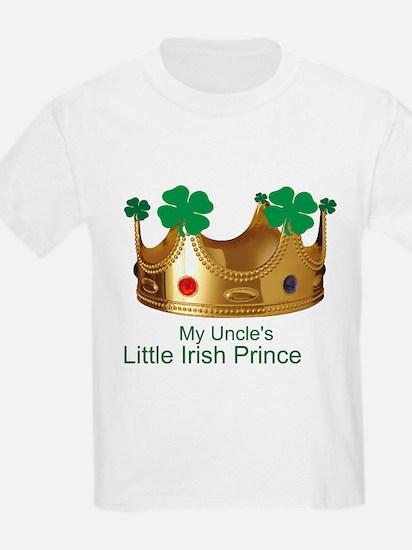 Irish Prince/Uncle T-Shirt