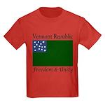Vermont Republic Kids Dark T-Shirt