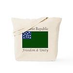 Vermont Republic Tote Bag