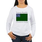Vermont Republic Women's Long Sleeve T-Shirt