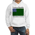 Vermont Republic Hooded Sweatshirt