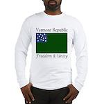 Vermont Republic Long Sleeve T-Shirt