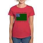 Vermont Republic Women's Dark T-Shirt
