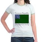 Vermont Republic Jr. Ringer T-Shirt