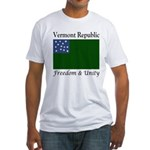 Vermont Republic Fitted T-Shirt