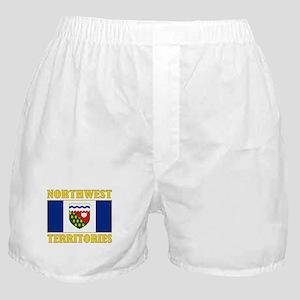 Northwest Territories Boxer Shorts