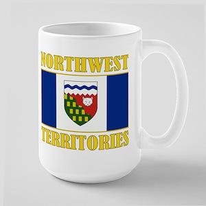 Northwest Territories Large Mug