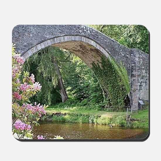 Brig O' Doon bridge, Alloway, Scotla Mousepad