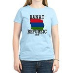 Banat Republic Women's Light T-Shirt